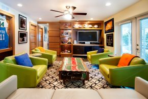 Living Room Decorating and Designs by A.Clore Interiors - Sanford, Florida, United States
