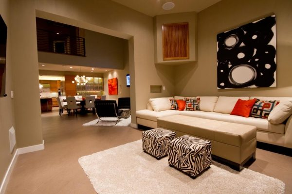 living room decorating ideas and designs Remodels Photos AB Design Elements, LLC Scottsdale Arizona United States contemporary-family-room-004