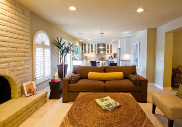 living room decorating ideas and designs Remodels Photos AB Design Elements, LLC Scottsdale Arizona United States contemporary-family-room-005