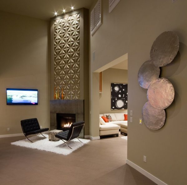 living room decorating ideas and designs Remodels Photos AB Design Elements, LLC Scottsdale Arizona United States contemporary-living-room-002