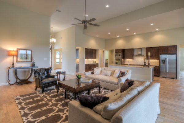 living room decorating ideas and designs Remodels Photos Adam Wilson Custom Homes San Antonio Texas United States transitional-family-room