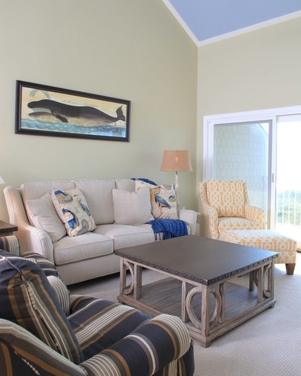 living room decorating ideas and designs Remodels Photos Amy Tyndall Design Wilmington, NC Carolina United States beach-style-living-room-001