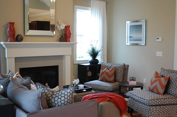 living room decorating ideas and designs Remodels Photos Amy Tyndall Design Wilmington, NCCarolina United States contemporary-living-room-001