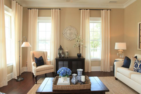 living room decorating ideas and designs Remodels Photos Amy Tyndall Design Wilmington, NCCarolina United States traditional