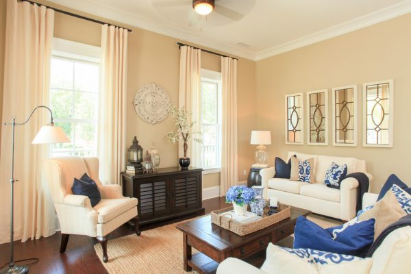 living room decorating ideas and designs Remodels Photos Amy Tyndall Design Wilmington, NC Carolina United States traditional-living-room-001