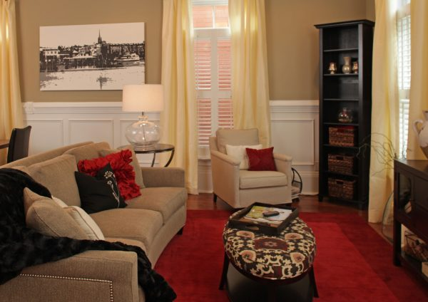 living room decorating ideas and designs Remodels Photos Amy Tyndall Design Wilmington, NCCarolina United States traditional-living-room-020