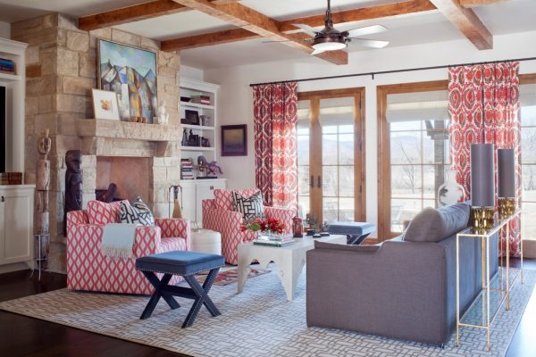 living room decorating ideas and designs Remodels Photos Andrea Schumacher Interiors Denver Colorado United States traditional-family-room-001