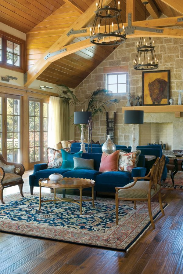 living room decorating ideas and designs Remodels Photos Andrea Schumacher Interiors Denver Colorado United States traditional-living-room-002