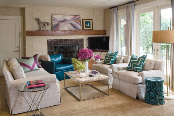 living room decorating ideas and designs Remodels Photos Andrea Schumacher Interiors Denver Colorado United States transitional-living-room-006