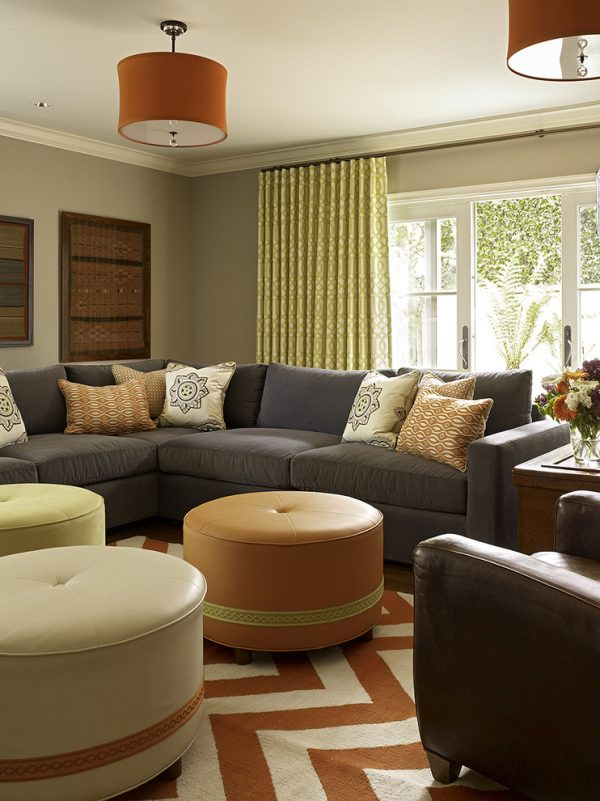 Artistic Living Room Decor: Living Room Decorating And Designs By Artistic Designs For