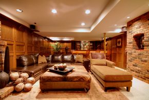 Living Room Decorating and Designs by Avalon Interiors - Thornhill, Ontario, Canada