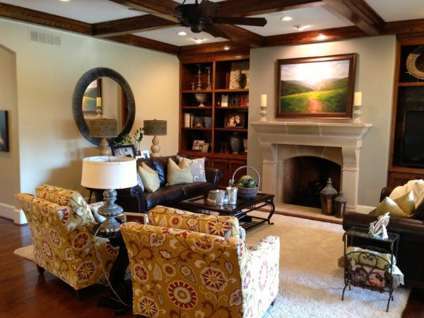 living room decorating ideas and designs Remodels Photos Barbara Gilbert Interiors Dallas Texas United States home-design