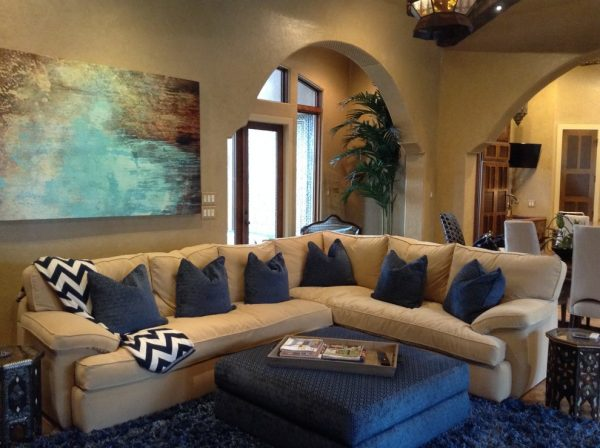 living room decorating ideas and designs Remodels Photos Barbara Gilbert Interiors Dallas Texas United States mediterranean