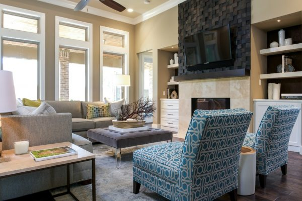 living room decorating ideas and designs Remodels Photos Barbara Gilbert Interiors Dallas Texas United States transitional-family-room-003