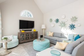 Living Room Decorating and Designs by Barbara Gilbert Interiors - Dallas, Texas, United States