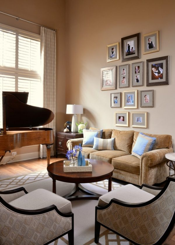 living room decorating ideas and designs Remodels Photos Barbara Gilbert Interiors Dallas Texas United States transitional-living-room-006