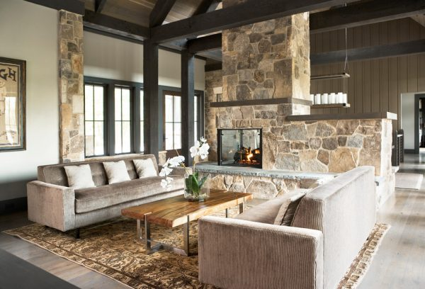 living room decorating ideas and designs Remodels Photos Johnston Design Group Greenville South Carolina United States contemporary-living-room-002