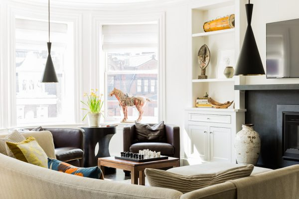 living room decorating ideas and designs Remodels Photos S+H Construction Cambridge Massachusetts United States transitional-living-room
