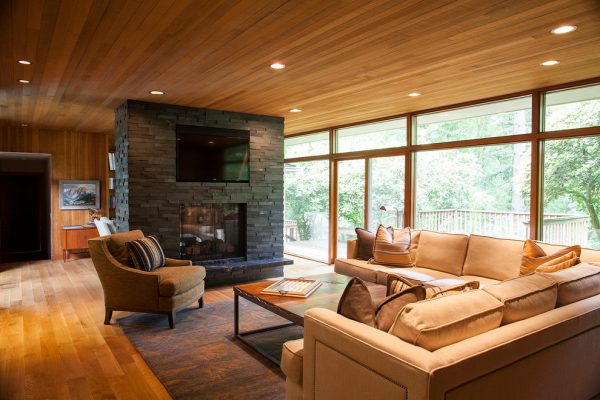 living room decorating ideas and designs Remodels Photos Tina Barclay Lake Oswego Oregon United States contemporary-living-room-001