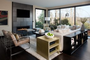 Living Room Decorating and Designs by ashley campbell interior design - Denver, Colorado, United States
