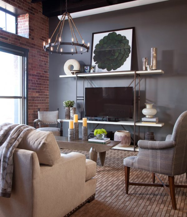 living room decorating ideas and designs Remodels Photos ashley campbell interior design Denver Colorado United States modern