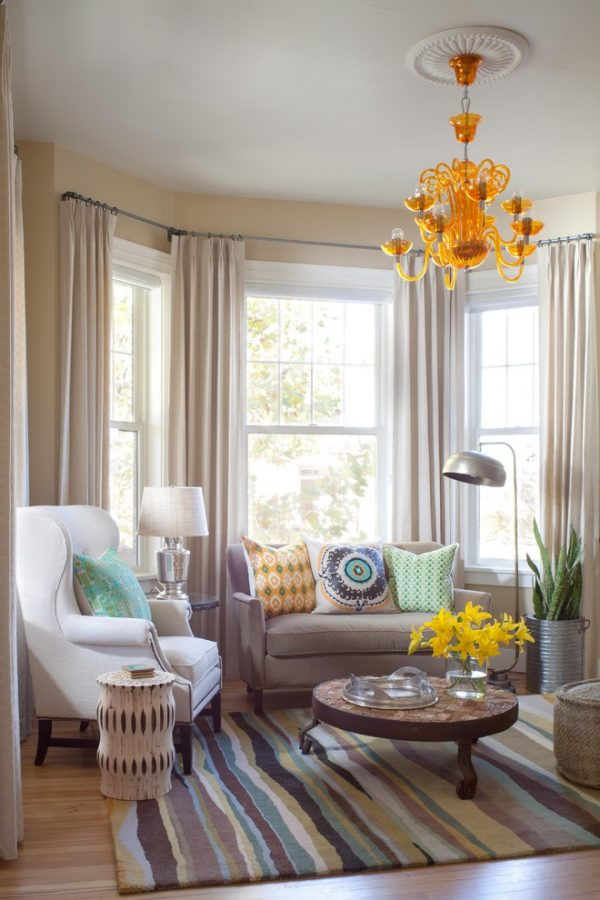 living room decorating ideas and designs Remodels Photos ashley campbell interior design Denver Colorado United States transitional-living-room-002