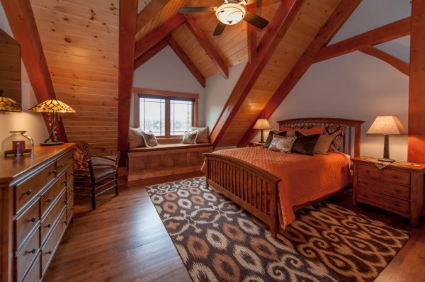 bedroom decorating ideas and designs Remodels Photos All in the Details Bow New Hampshire United States rustic-bedroom-002
