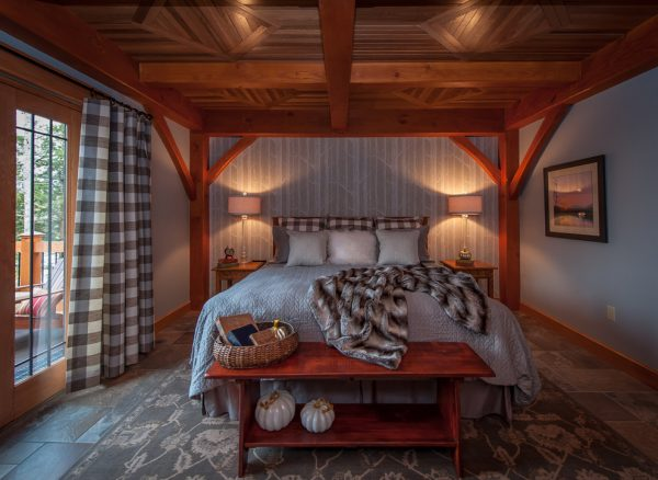 bedroom decorating ideas and designs Remodels Photos All in the Details Bow New Hampshire United States rustic-bedroom-004