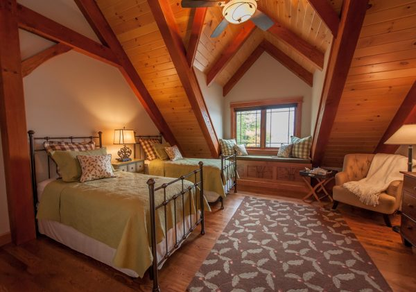bedroom decorating ideas and designs Remodels Photos All in the Details Bow New Hampshire United States rustic-bedroom