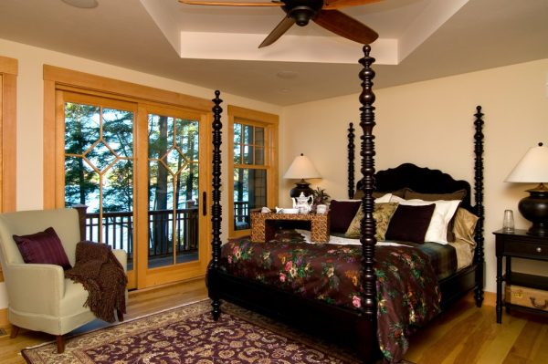 bedroom decorating ideas and designs Remodels Photos All in the Details Bow New Hampshire United States traditional-bedroom