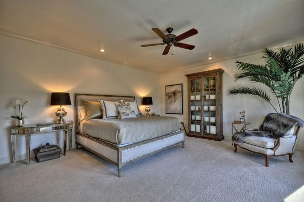 bedroom decorating ideas and designs Remodels Photos Anne Sacco Interiors, LLC El Dorado Hills California United States transitional-bedroom-002