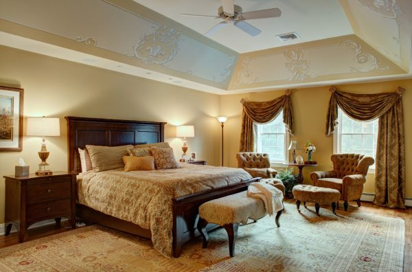 bedroom decorating ideas and designs Remodels Photos Artistry Interiors, LLC Kinnelon New Jersey United States traditional-bedroom-003