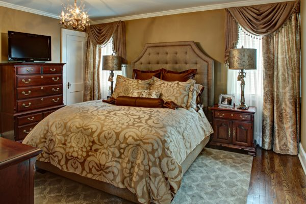 bedroom decorating ideas and designs Remodels Photos Artistry Interiors, LLC Kinnelon New Jersey United States traditional-bedroom-004