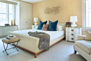 Bedroom Decorating and Designs by Ashley Darryl Interiors - New York, United States
