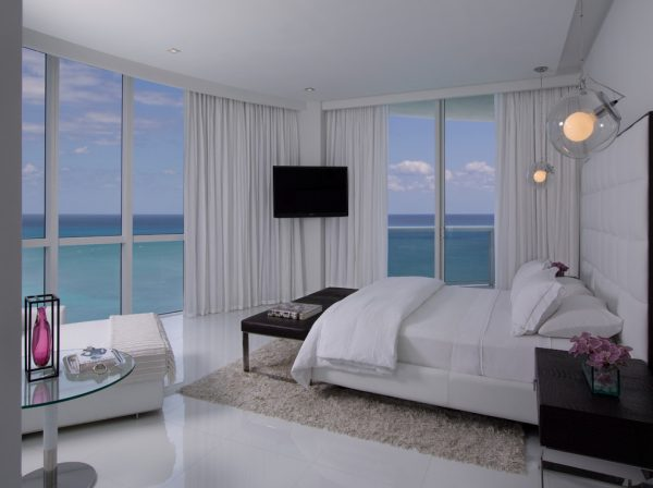 bedroom decorating ideas and designs Remodels Photos Associated Design Co Miami Florida United States modern-bedroom