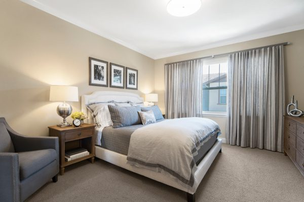 bedroom decorating ideas and designs Remodels Photos Atelier Noël Foster City California United States home-design-001