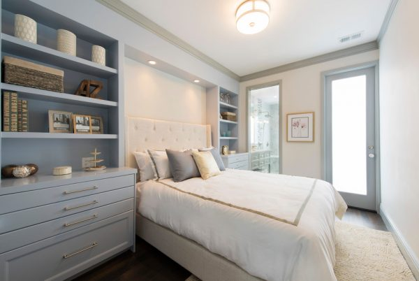 bedroom decorating ideas and designs Remodels Photos Atelier Noël Foster City California United States traditional-bedroom-001