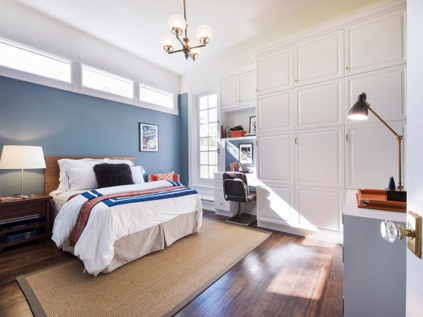 bedroom decorating ideas and designs Remodels Photos Atelier Noël Foster City California United States traditional-bedroom