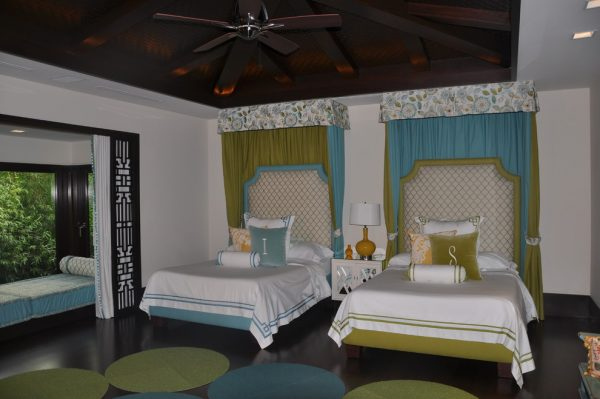 bedroom decorating ideas and designs Remodels Photos B Pila Design Studio Miami Florida United States tropical-bedroom
