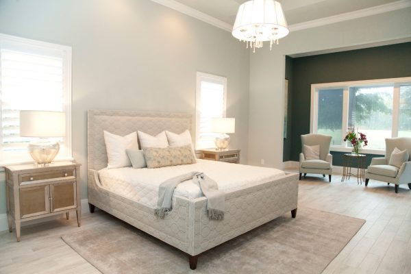 bedroom decorating ideas and designs Remodels Photos BCB Décor Fort Myers Florida United States contemporary-bedroom