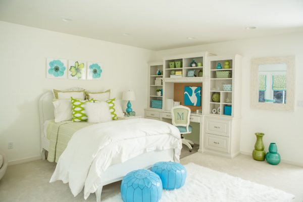 bedroom decorating ideas and designs Remodels Photos BELLA INTERIORS - Jill Kalman Westport Connecticut United States transitional-kids