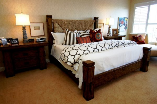 bedroom decorating ideas and designs Remodels Photos Baker Court Interiors Saint Paul Minnesota United States eclectic-bedroom