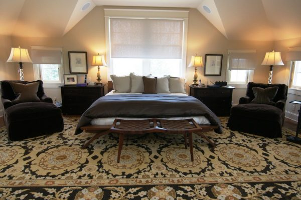 bedroom decorating ideas and designs Remodels Photos Baker Court Interiors Saint Paul Minnesota United States traditional-bedroom