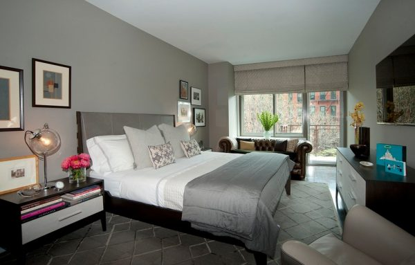 bedroom decorating ideas and designs Remodels Photos Benjamin Cruz Designs New York United States contemporary-bedroom-001