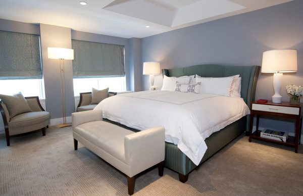bedroom decorating ideas and designs Remodels Photos Benjamin Cruz Designs New York United States traditional-bedroom