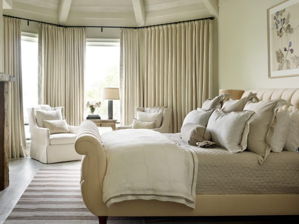 bedroom decorating ideas and designs Remodels Photos Beth Webb Interiors Atlanta Georgia United States transitional-bedroom