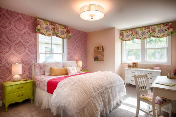 bedroom decorating ideas and designs Remodels Photos Blend Interior Design Minneapolis United States traditional-kids