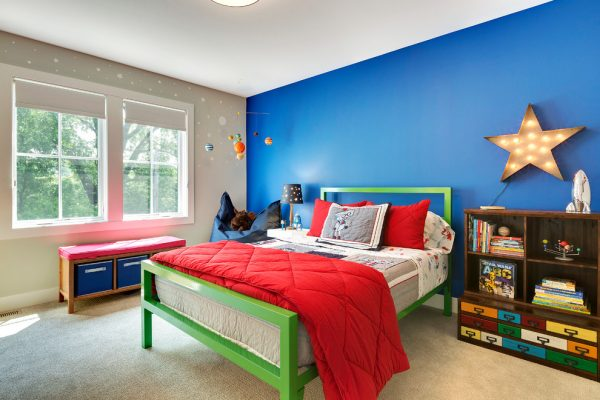 bedroom decorating ideas and designs Remodels Photos Blend Interior Design Minneapolis United States transitional-kids