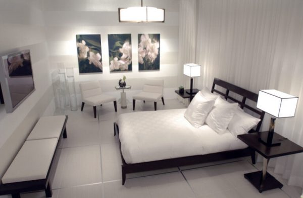bedroom decorating ideas and designs Remodels Photos Blutter Shiff Design Associates Chicago Illinois United States contemporary-bedroom-001