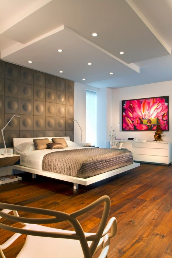 bedroom decorating ideas and designs Remodels Photos Britto Charette LLC - NYC Interiors Miami Florida United States contemporary-bedroom